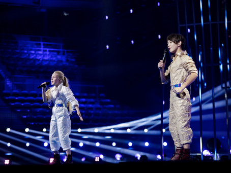 Russia Second Rehearsal