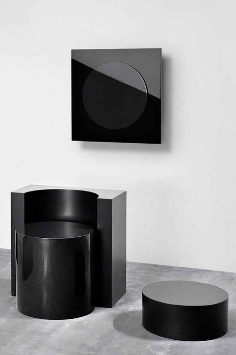 Black objects