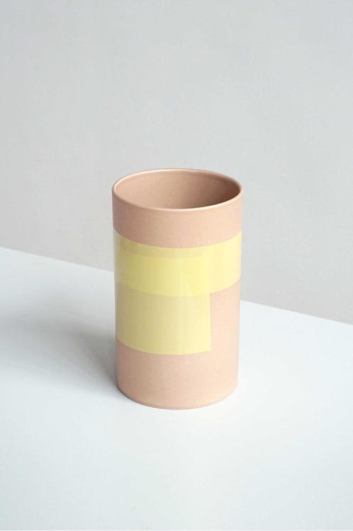 UNFOILED vase