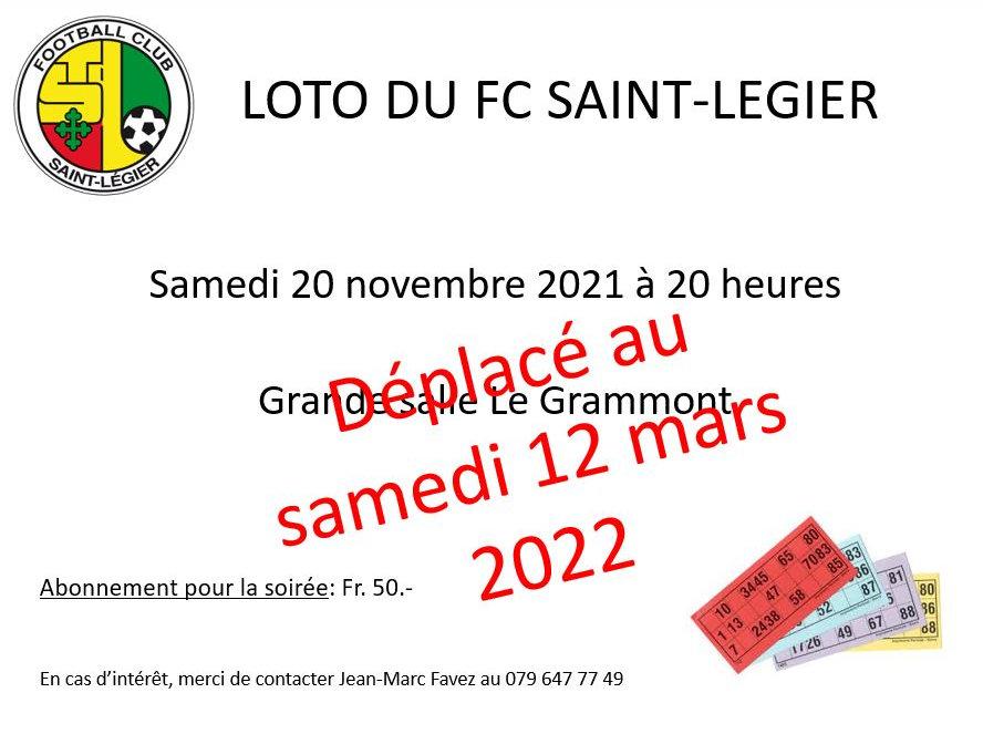 Loto FC Saint-Légier 20 11 2021 déplacé en 2022.JPG