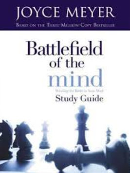 Battlefield of the Mind Study Guide