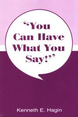 You Can Have What You Say!