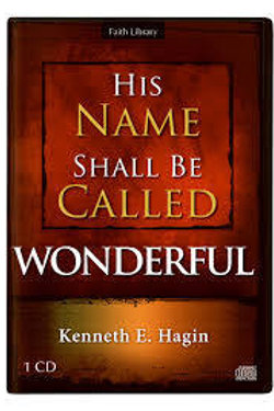 His Name Shall Be Called Wonderful (1 CD