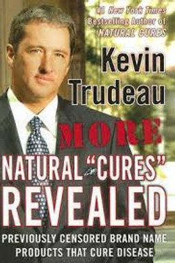 More Natural Cures Revealed Small