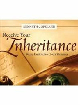 Receive Your Inheritance CD