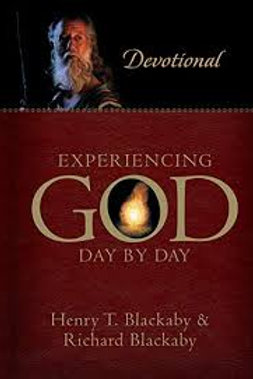 Experiencing God Day by Day: Devotiona