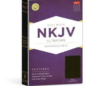 KJV Large Print Compact Reference Bible