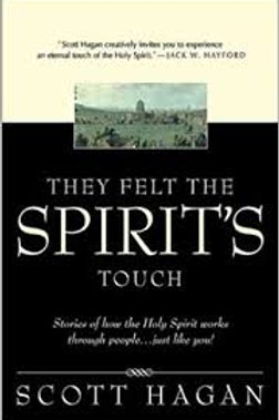 They Felt the Spirit's Touch