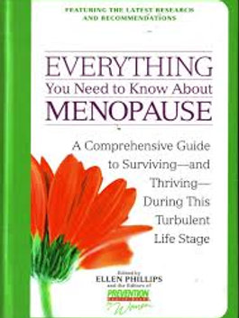 Everything You Need to Know About Menopause