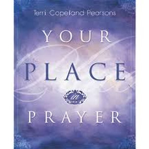 Your Place In Prayer DVD