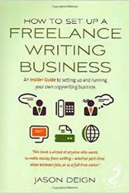 How to Set Up a Freelance Writing Business