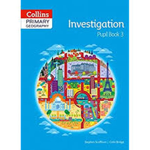 Collins Primary Geography Pupil Book 3 (Primary Geography)