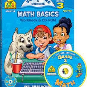 MATH BASICS GRADE 3 AGE 7-8