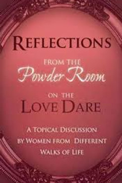 Reflections from the Powder Room on Love Dare