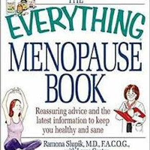 Everything Menopause Book