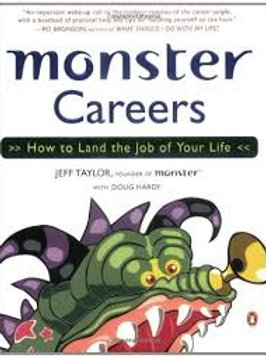 Monster Careers Paperback
