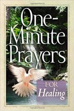 One Minute Prayer For Healing