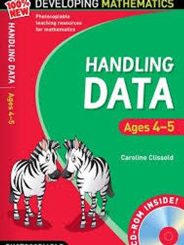 HANDLING DATA AGES 4-5