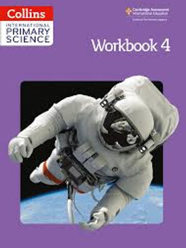 Collins Inter't Primary Science - Workbook 4:
