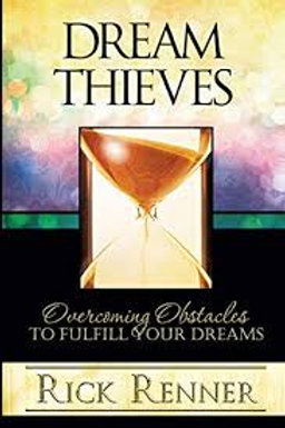 Dream Thieves paper-cover