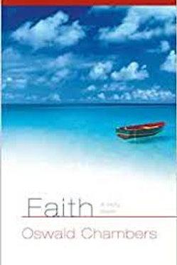 Faith A Holy Walk