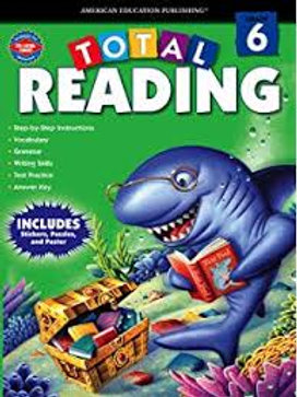 Total Reading 6