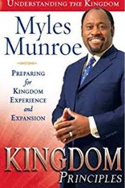 Kingdom Principles H/C