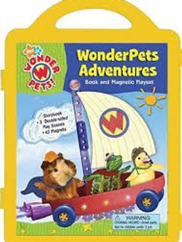 Wonderpets Adventures: Book Mag Play T