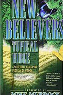 New Believer's Topical Bible