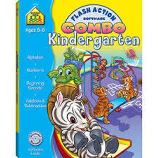 Kindergarten Combo Age 5-6
