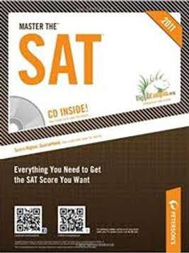 Peterson's Master the SAT