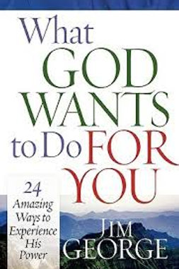 What God Wants to Do for You