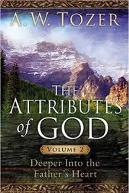 The Attributes of God VOL 2