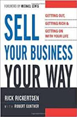 Sell Your Business Your Way H/C