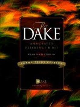 Dake Annotated Ref Bible-KJV-L PHC