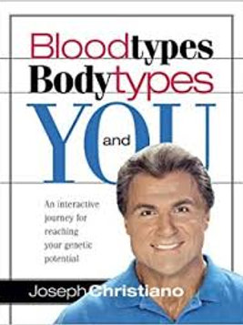 Blood Types, Body Types and You HC