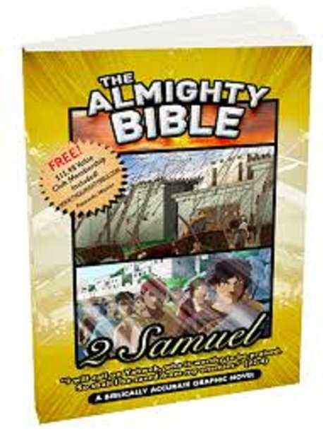 The Almighty Bible (2Samuel)