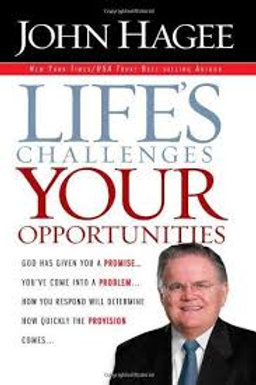 Life's Challenges, Your Opportunities HC