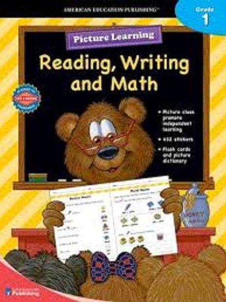Reading, Writing And Math (Grade 1)