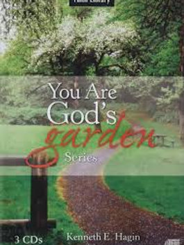 You Are God's Garden Series Audio CD
