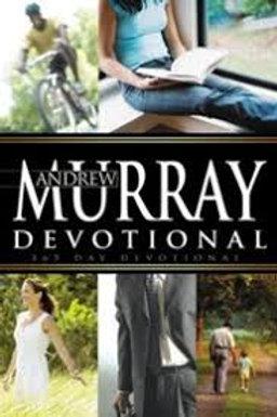 Andrew Murray Devotional: 365 Day Devotional
