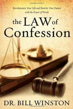 The Law of Confession Hardcover