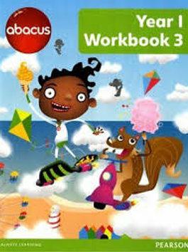Abacus Year 1 Workbook 3