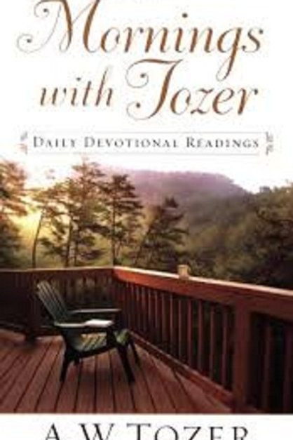 Mornings with Tozer: Daily Devotional