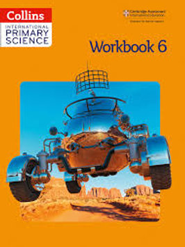 Collins int't Primary Science Workbook 6