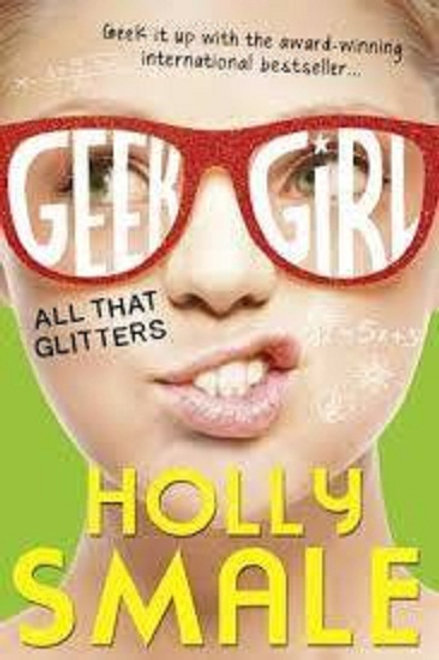 GEEK GIRL FROM GEEK ALL THAT GLITTERS