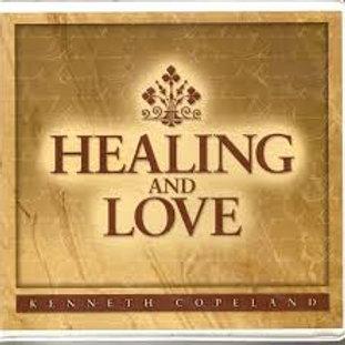 Healing and Love Audio CD