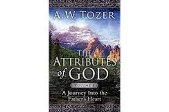 Attributes of God VOL 1