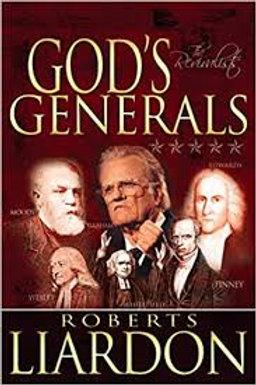 God's Generals the Revivalists HC