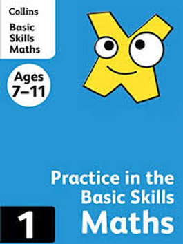 Maths Book 1 (Collins Practice in the Basic Skills)